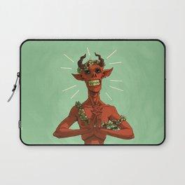 Spring Demon Laptop Sleeve