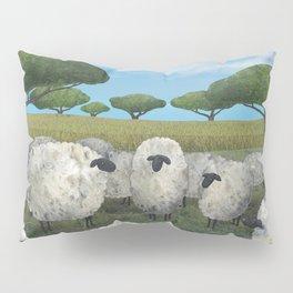 greener pasture Pillow Sham