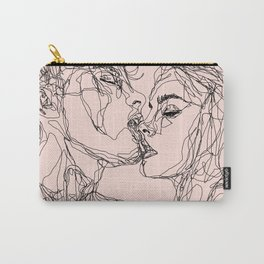 kiss more often Carry-All Pouch