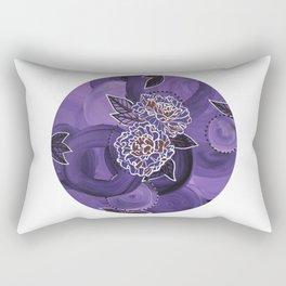 Triptych-1 Rectangular Pillow