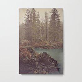 Cascadia 3 Metal Print
