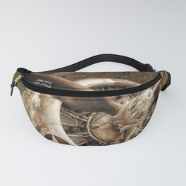 Wing and a Prayer Fanny Pack