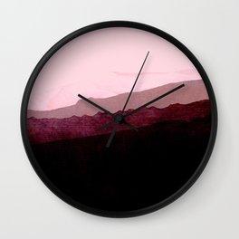 igneous rocks 2 Wall Clock