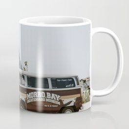 Morro Bay Scene Coffee Mug