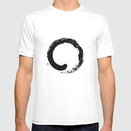 Enso / Japanese Zen Circle T-shirt