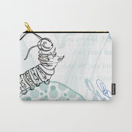 The Contradicting Caterpillar Carry-All Pouch