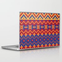 native Laptop & iPad Skins featuring Native by Arcturus