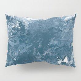 Oceanic Flow Pillow Sham