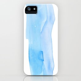 Water ice iPhone Case