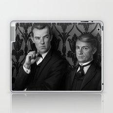 Holmes & Watson -- BBC meets Granada Laptop & iPad Skin