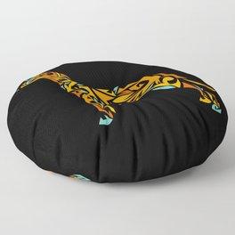 Great Dane Art Floor Pillow