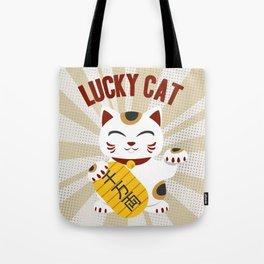 MANEKI NEKO - LUCKY CAT Tote Bag