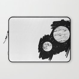 Nothing and everything Laptop Sleeve