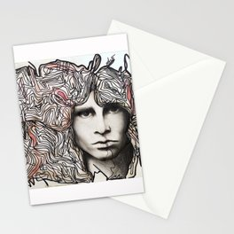 Cerebral freedom (Ode to JDM) Stationery Cards