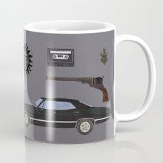 Supernatural v2 Mug