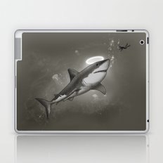 HOLY SHARK! Laptop & iPad Skin