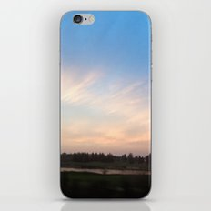 Sunset Drive By iPhone & iPod Skin