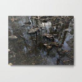 Aw-E Metal Print