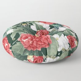 Botanical Wonder #nature #pattern Floor Pillow