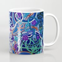 celtic Mugs featuring Celtic Knot by Abundance