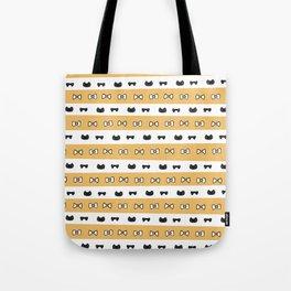 Haikyuu!! Johzenji High Bows Tote Bag