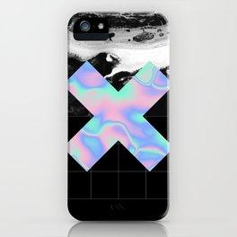 HALF BELIEVING iPhone Case
