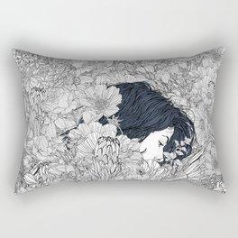 Move on Rectangular Pillow