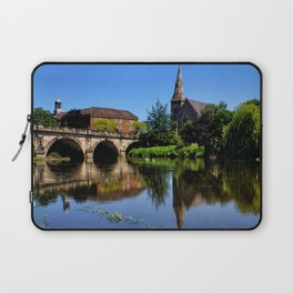 English Bridge Shrewsbury Laptop Sleeve