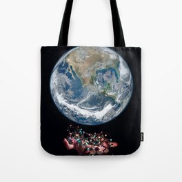 Long Distance Tote Bag