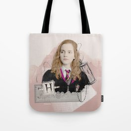 Hermione Granger - The Brightest Witch of Her Age! Tote Bag