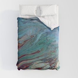 That Touch of Teal Comforters