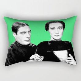 Draculas Daugter Rectangular Pillow
