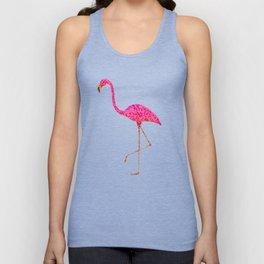 Flamingo Unisex Tank Top