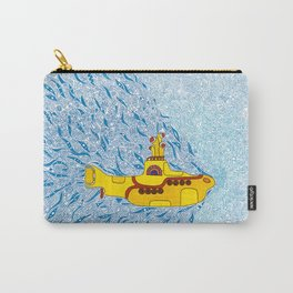 My Yellow Submarine Carry-All Pouch