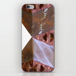 Underneath iPhone Skin