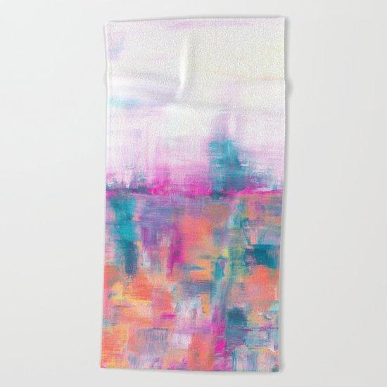 Improvisation 50 Beach Towel