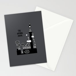 The Natural Order Stationery Cards