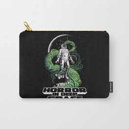 Horror In Deep Space Carry-All Pouch