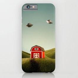 We are Coming for You iPhone Case