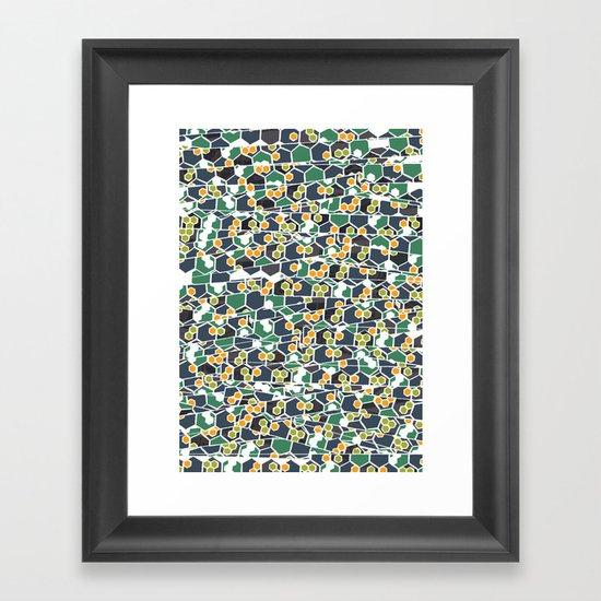 Beeswax Framed Art Print