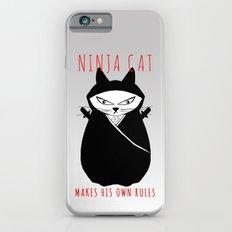Ninja Cat Slim Case iPhone 6s