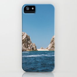 Lovers Beach II iPhone Case