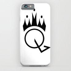 Q is for Queen iPhone 6s Slim Case