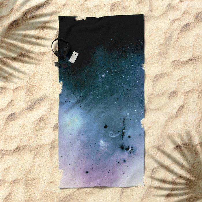 δ Wasat Beach Towel