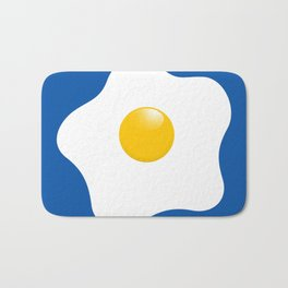 EGG tastic - the sunny side up Bath Mat