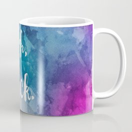 FML Collection: Oh, Fuck Watercolor Coffee Mug