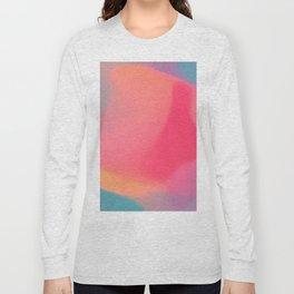 Diffuse colour Long Sleeve T-shirt