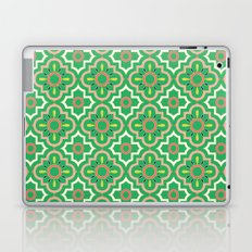 Medallions - Emerald Laptop & iPad Skin