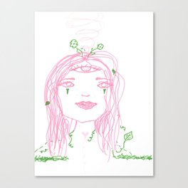 Earthie Canvas Print