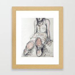 """8.5"" Framed Art Print"